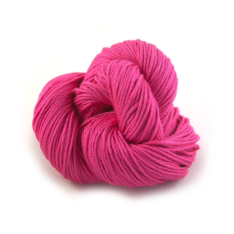 Deep Hot Pink Cotton Classic