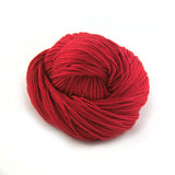 Deep Red Cotton Classic