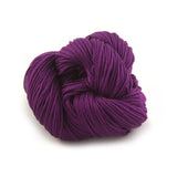 Deep Red Violet Cotton Classic