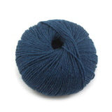 Deep Teal Liberty Wool Light
