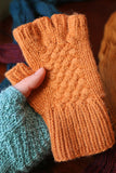Design Your Own Fingerless Mitts