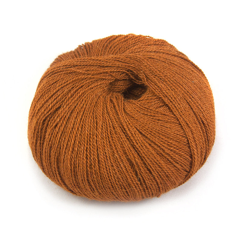 Gingerbread Silky Alpaca Lace