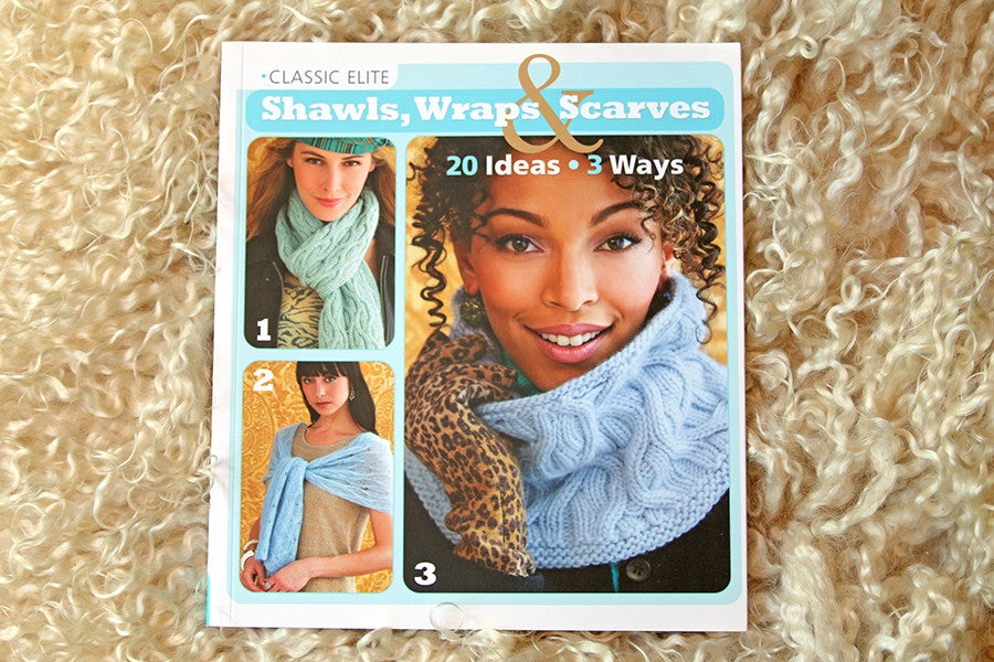 Shawls, Wraps, & Scarves