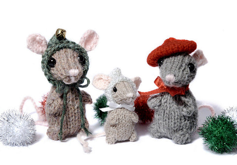 Holiday Workshop: Holiday Mice
