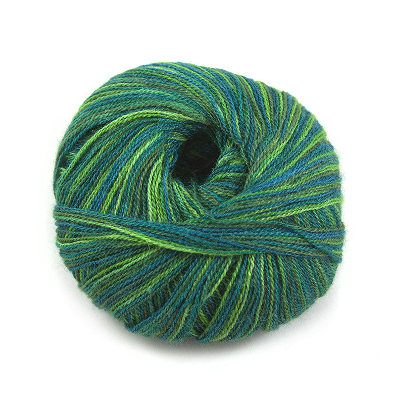 Jungle Silky Alpaca Lace