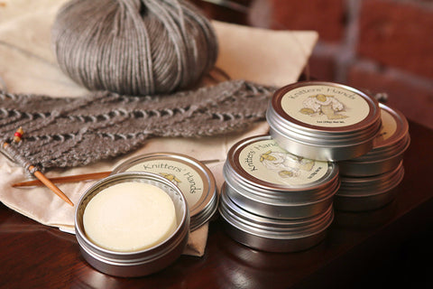 Knitter's Hands Lotion Bars