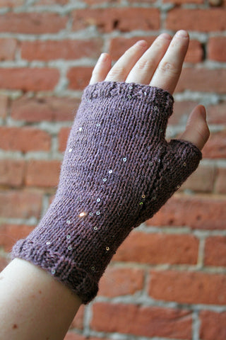 Let It Sparkle Mitts