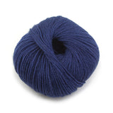 Midnight Blue Liberty Wool Light