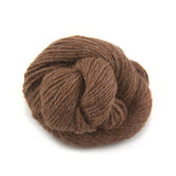Milk Chocolate Heather Inca Alpaca