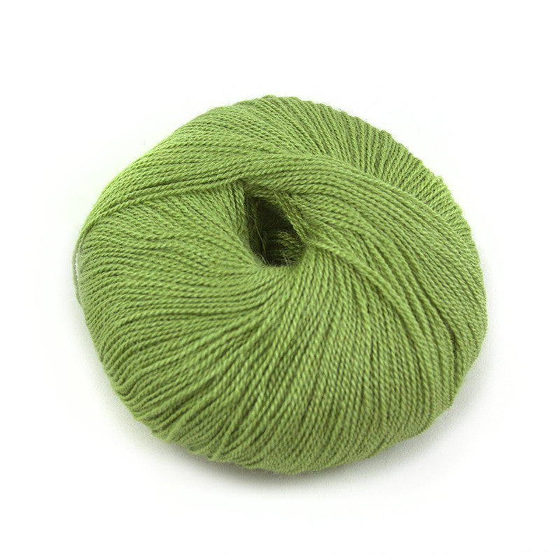 Misty Meadow Silky Alpaca Lace