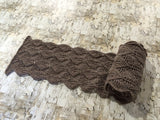 Mohawk Wool Leaft Scarf
