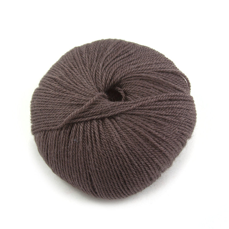 Mouse Brown Liberty Wool Light