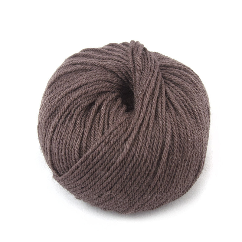 Mouse Brown Liberty Wool