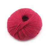 Raspberry Red Liberty Wool Light