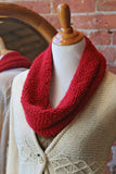 Winter Berry Cowl