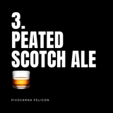 BOIL OVER 01: Peated Scotch Ale *[NOVO]*