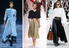 2019 Pleats on the Runways