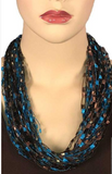 Magnetic Scarf Necklace