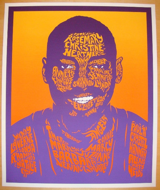 "2010 ""20000"" - Silkscreen Art Print by Todd Slater"