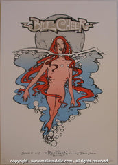2007 Blue Cheer - Roadburn Silkscreen Concert Poster by Malleus