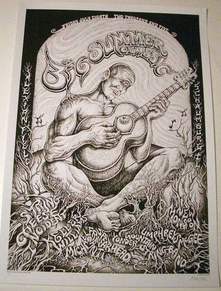 2005 Big Summer Classic - Schaumberg Sub Edition Poster by Emek