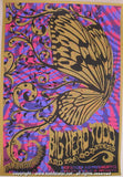 2007 Big Head Todd Silkscreen Concert Poster by Todd Slater
