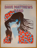 2005 Dave Matthews Band - West Palm Concert Poster by Methane