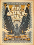 2009 Dave Matthews Band - Charlottesville I Poster by Methane