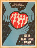 2012 Dave Matthews Band - East Rutherford I Poster by Methane