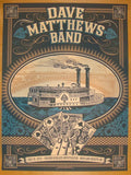 2013 Dave Matthews Band - Maryland Heights Poster by Status