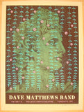 2013 Dave Matthews Band - Toronto Concert Poster by Methane
