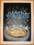 2007 Dave Matthews & Tim Reynolds NYC Concert Poster by Methane