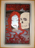 2010 Guided By Voices - Silkscreen Concert Poster by Sperry