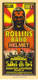 1994 Rollins Band & Helmet Handbill by Mark Arminski (MA-003)