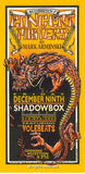 1994 Concert Posters by Mark Arminski Event Poster (MA-015)