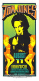 1995 Tom Jones Concert Poster by Mark Arminski (MA-039)