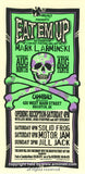 1997 Eat 'em Up Exhibition Handbill (green) Arminski (MA-9721b)