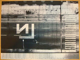 2013 Nine Inch Nails - Austin Concert Poster by Rob Jones