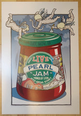 2006 Pearl Jam - Sydney III Concert Poster by Daymon Greulich