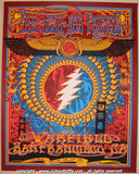 2008 Phil Lesh and Friends - Warfield Concert Poster by Biffle
