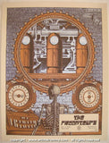 2008 The Raconteurs - Vancouver II Concert Poster by Rob Jones