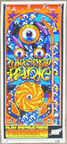 2002 Widespread Panic - Spring Tour Silkscreen Concert Poster by Jeff Wood & Walters