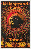 2005 Widespread Panic - Tahoe Concert Poster by Michael Everett