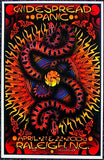 2006 Widespread Panic - Raleigh Concert Poster by Everett