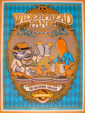 2013 Widespread Panic - Milwaukee Concert Poster by Matt Leunig