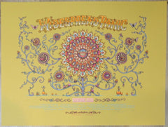 2013 Widespread Panic - Summer Tour AE Silkscreen Concert Poster by Marq Spusta