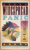 2015 Widespread Panic - Nashville Letterpress Concert Poster by Hatch