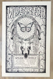 2016 Widespread Panic - Spring Tour Keyline Variant Poster by Haywood Thomas