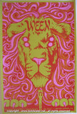 2007 Ween - Tower Th. Silkscreen Concert Poster by Todd Slater