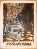 2012 Afghan Whigs - Chicago Concert Poster by Dan Grzeca